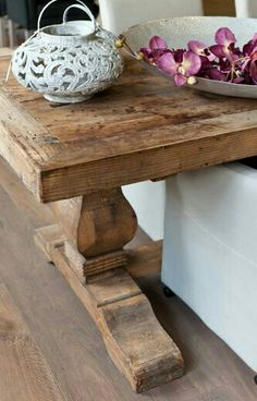 Details in this dining table, lovely Couch Table, Dining Table Chairs, Dining Room, Hudson Homes, Belgian Style, Family Kitchen, My Dream Home, Interior Styling, Home Kitchens