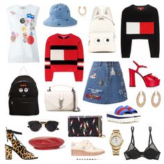 Tommy Girl by Noora / The Fashion Sundae #Seezona