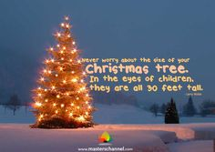 <3 #Christmas #Tree #Quote #Inspiration