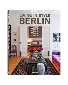 Amazing images of Berlin interior designs - http://shop.kadewe.de/teneues-living-in-style-berlin.html#variation=37954
