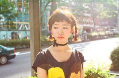ストリートスナップ [沙織] | NADIA, used | 原宿 | 2012年06月02日 | Fashionsnap.com