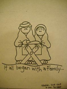 Stitched Nativity....http://wmcraftgoodies.blogspot.com/2010/11/day-1-ornament-hand-stitched-nativity.html#