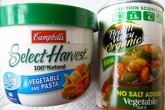 Sneaky Canned Soup: Tips To Keep It Healthy