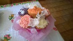 Bouquet di cupcakes per la festa della mamma