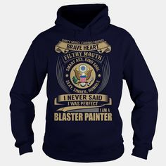 blaster painter - Job Title, Order HERE ==> https://www.sunfrog.com/Jobs/blaster-painter--Job-Title-101385162-Navy-Blue-Hoodie.html?6789, Please tag & share with your friends who would love it , #christmasgifts #renegadelife #jeepsafari