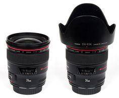 Canon EF 24mm f/1.4 USM L II - Wide prime lens