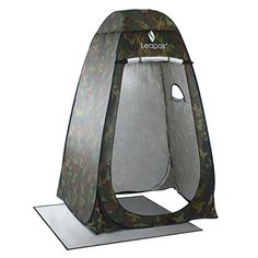 Leapair Instant PopUp Privacy Tent Camouflage >>> Click on the image for additional details.