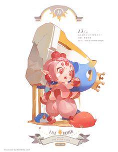 Kawaii Chibi, Cute Chibi, Anime Kawaii, Game Character Design, Character Design Inspiration, Character Art, Manga Anime, Anime Chibi, Cute Characters