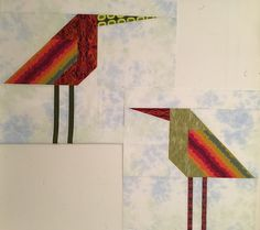 The Patchery Menagerie: More Birds