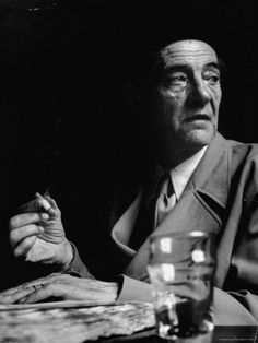 French Painter Maurice Utrillo Seated and Holding Cigarette by Nat Farbman Famous Artists, Great Artists, Gauguin, Post Impressionism, Art Database, French Artists, Artistic Photography, Les Oeuvres, Portraits