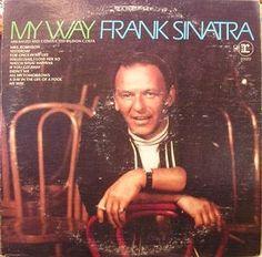 Frank Sinatra - My Way (Vinyl, LP, Album) at Discogs