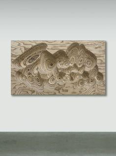 CNC Laminates - Daniel Widrig