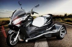 Bike Roller Trike 300cc