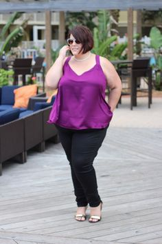 Plus size clothing segment is a fast growing niche within the clothing industry and the availability of the clothes to choose from is huge. Things have changed pretty fast for the plus size garments business. From being a fringe industry to a mainstream fast moving and feasible business proposition, plus size has come a long way.