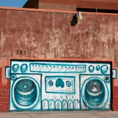Mural located on Roosevelt Row in downtown Phoenix.