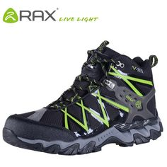 78.79$  Watch here - http://alirmz.worldwells.pw/go.php?t=1702543378 - New 2017 Top Quality Double rax waterproof hiking shoes walking shoes men women breathable slip resistant outdoor shoes A628