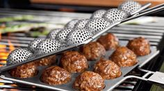 Meatball Grill Basket