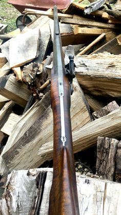 Iron mounted Appalachian Flintlock Rifle – Wrightsman Flintlocks and Forge Native American Art, American Women, American Indians, American History, Flintlock Rifle, Black Powder Guns, Mountain Gear, Rifle Stock, Long Rifle