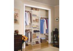 """Closetmaid  24"""" Vertical Closet Organizer (White) $42.59 (walmart.com)"""