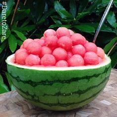 """Eating the right foods can help you to glow too! | @Zareltd | #DareToZaře | #glow #beauty #skin #skincare #healthy #natural #nomakeup #photooftheday #nomakeupselfie #eyes #smile #pretty #DareToZare #daretobare #selfie #hair #honest #love #beautiful #fruit #watermelon"" Photo taken by @zarebeauty on Instagram, pinned via the InstaPin iOS App! http://www.instapinapp.com (01/06/2015)"