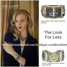 Why pay top dollar when you can get top quality for less? Shop www.chloeandisabel.com/boutique/sarahbordenet