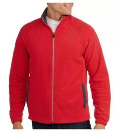 Get a Starter Men's Full Zip Fleece Jacket for just $6!