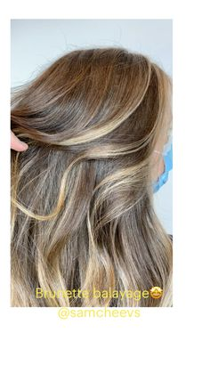 Brown Highlights, Balayage Brunette, Light Brown Hair, Fall Trends, Fall Hair, Runway Fashion, Manicure, Hairstyle, Long Hair Styles