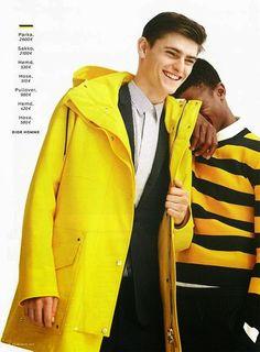 Moda masculina: SAISON START - GQ Germany    por Fábio Monnerat   Über Fashion Marketing       - http://modatrade.com.br/moda-masculina-saison-start-gq-germany