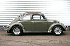 1962 Volkswagen Beetle Ragtop - Full Porsche 356 Running Gear - Left Hand Drive | eBay