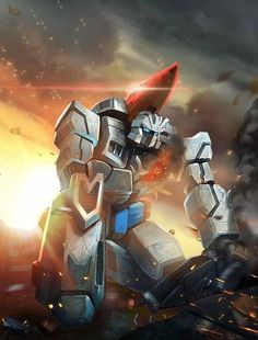 Aerialbot Fireflight Artwork From Transformers Legends game