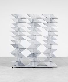 exasperated-viewer-on-air:Mark Hagen - To Be Titled (Additive Sculpture, Screen