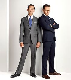 James and David ..Real Estate Moguls Million Dollar Listing. I love these two ! Still miss Madison thou.