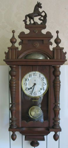 1000 images about tipos de relojes on pinterest pocket for Reloj de pared antiguo