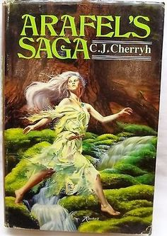 cool ARAFEL'S SAGA by C.J. CHERRYH-VINTAGE 1984 HARDCOVER-SCIENCE FICTION FANTASY - For Sale View more at http://shipperscentral.com/wp/product/arafels-saga-by-c-j-cherryh-vintage-1984-hardcover-science-fiction-fantasy-for-sale/