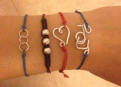 Polseres. Pulseras. Bracelets.