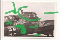 Foto Flugzeug Aufklärer Focke Wulf Fw 189 Staffelhund Russland in Sammeln & Seltenes, Militaria, 1918-1945   eBay