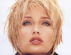 Edgy Short Messy Hairstyles   newhairstylesformen2014.com