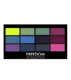 Freedom Makeup London Pro 12 - Chasing Rainbows  - Klicken Sie hier um ein größeres Bild zu sehen.