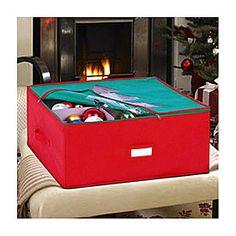 It's A Keeper™ Multi-Level Ornament Storage Box Organizer at Big Lots. Camping Organization, Organized Camping, Ornament Storage Box, Holiday Storage, Diy Camping, Organizer, Toy Chest, Storage Chest, Seasons