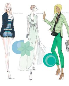 spring 2013 new york fashion week color report title, color 1