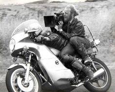 Kawasaki Donated Demo Bikes to the Mad Max (1979) Production