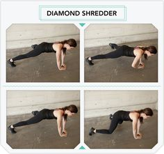 How to get tight, slim and toned arms. Push yourself to the better!
