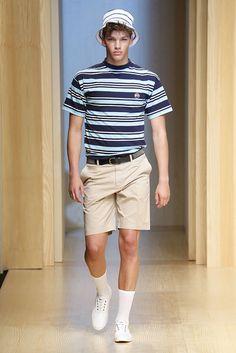 #Menswear #Trends SLAZENGER  Primavera Verano 2015 Spring Summer #Tendencias #Moda Hombre