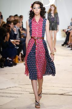 3c4e04333d9 Diane von Furstenberg Spring 2016 Ready-to-Wear Collection Photos - Vogue  http