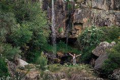 Trilho das Cascatas - Viagens à Solta Places In Portugal, Visit Portugal, Magic Art, Beautiful Places, To Go, Landscape, Plants, Relax, Travel
