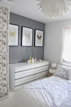 Blog Decoration Findings. #Bedroom #Decor