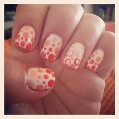 Dotted gradient notd