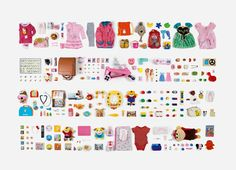 paula zuccotti archives a catalog of everything we touch in a single day