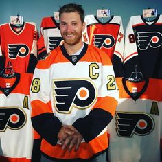 Flyers 50th anniversary sweater
