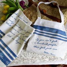 Mother Teresa Apron -- love this